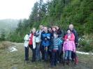 Výstup na Lysou - dušičky listopad 2012